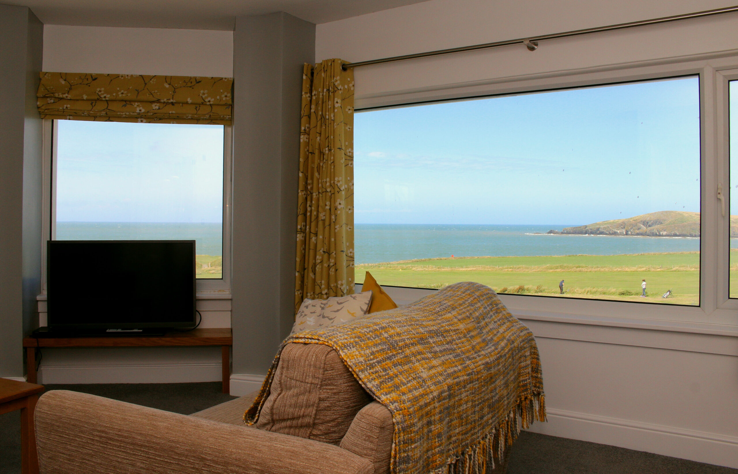 Sea View Suite  The Cliff Hotel  Spa
