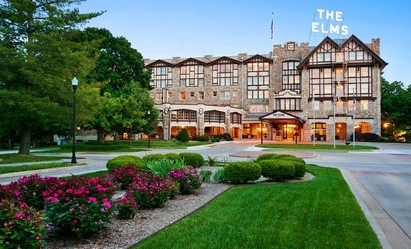 Stay At The Elms Hotel  Spa In Excelsior Springs In 2020