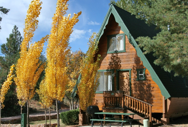 Stay In These 10 Arizona Cabins This Fall