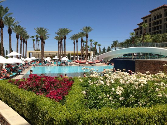 Swimming Pool  Picture Of Green Valley Ranch Resort And