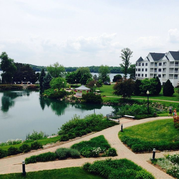 The Osthoff Resort  Elkhart Lake Resort Places To Go