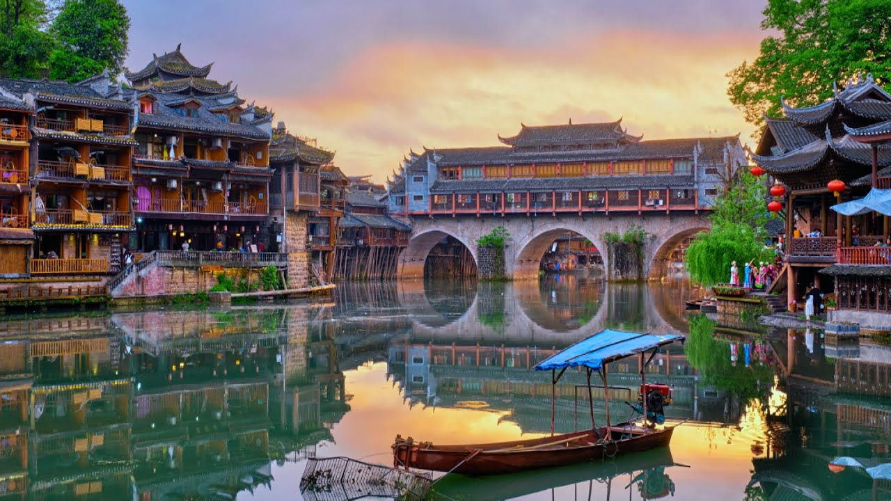Top 10 Most Beautiful Places To Visit In China 2021