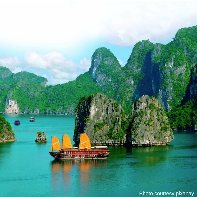 Top 15 Most Beautiful Places To Visit In Vietnam  To
