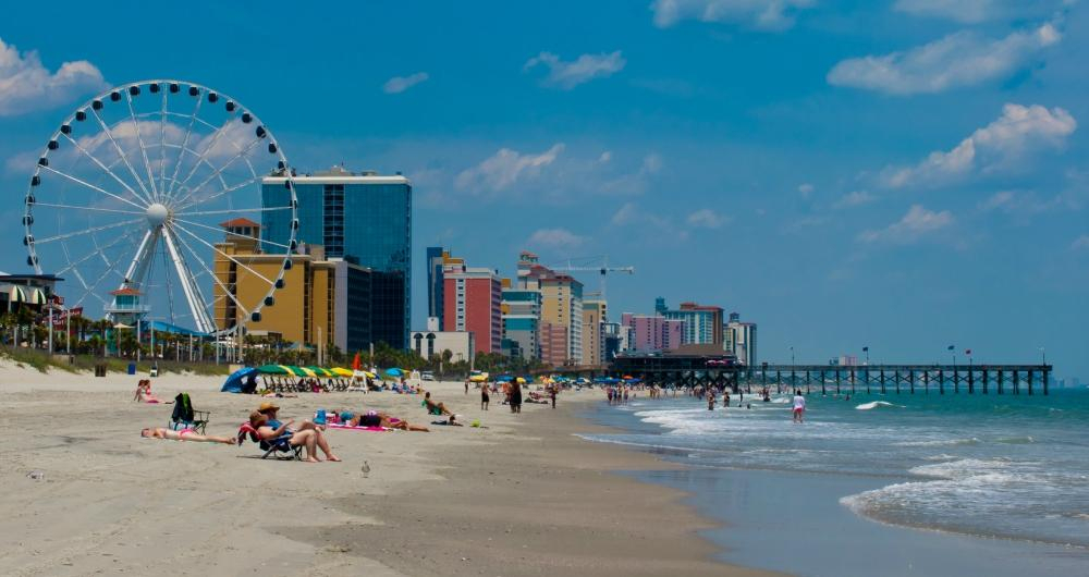 Where To Stay In Myrtle Beach  6 Best Romantic Getaways
