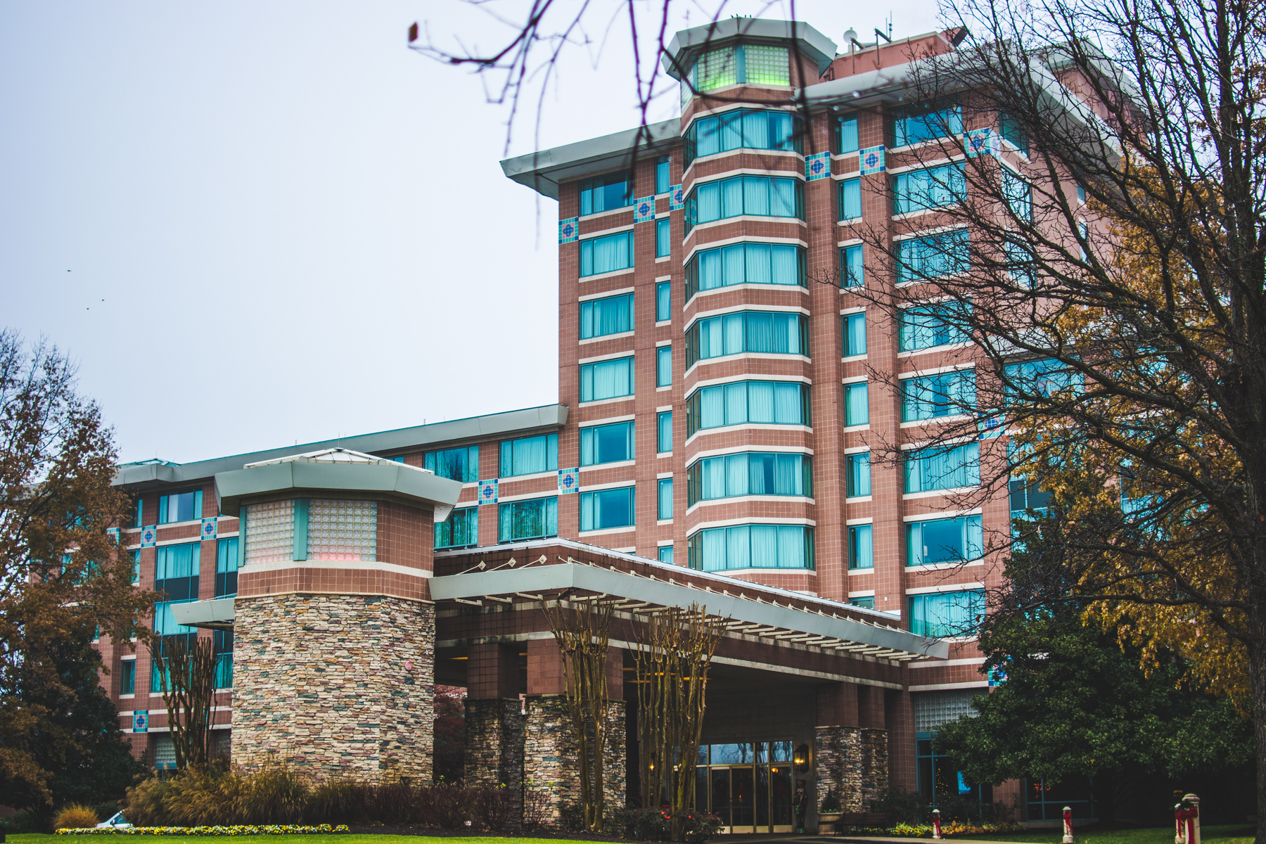 Winter Getaway At Lansdowne Resort And Spa  Lace And Grace