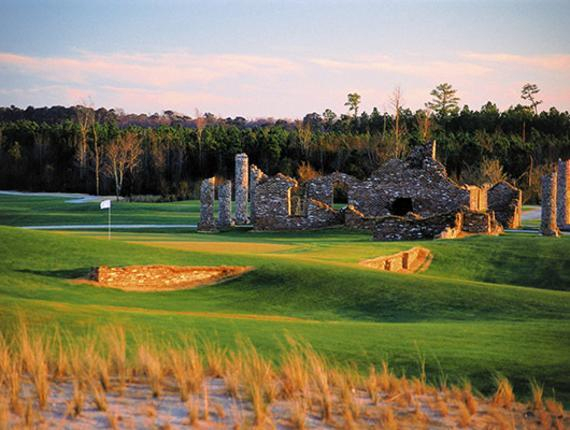 Barefoot Resort  Golf  The Love Course  North Myrtle