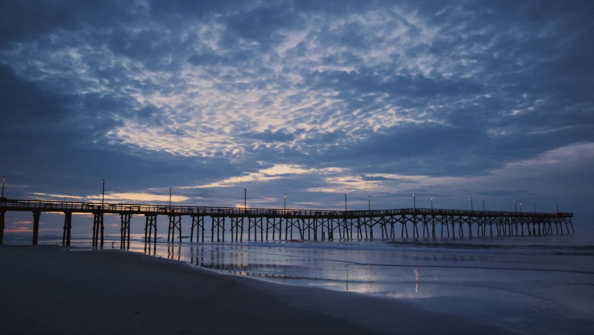 Fishing Dining And More On North Carolina Ocean Piers