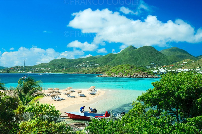 French Caribbean  St Martin Island  Recent Works