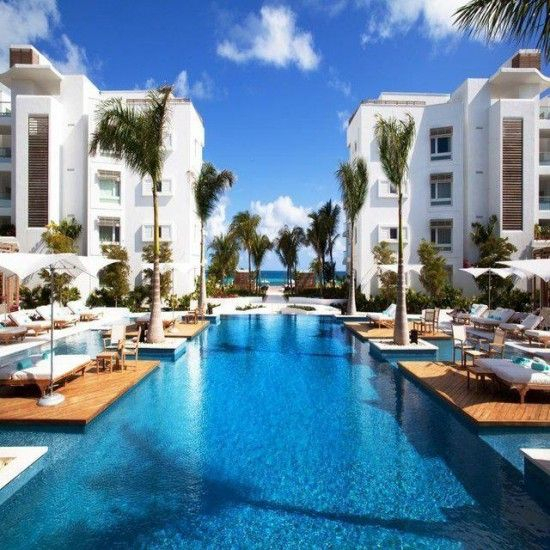 Gansevoort Hotel Turks And Caicos Islands Photo On
