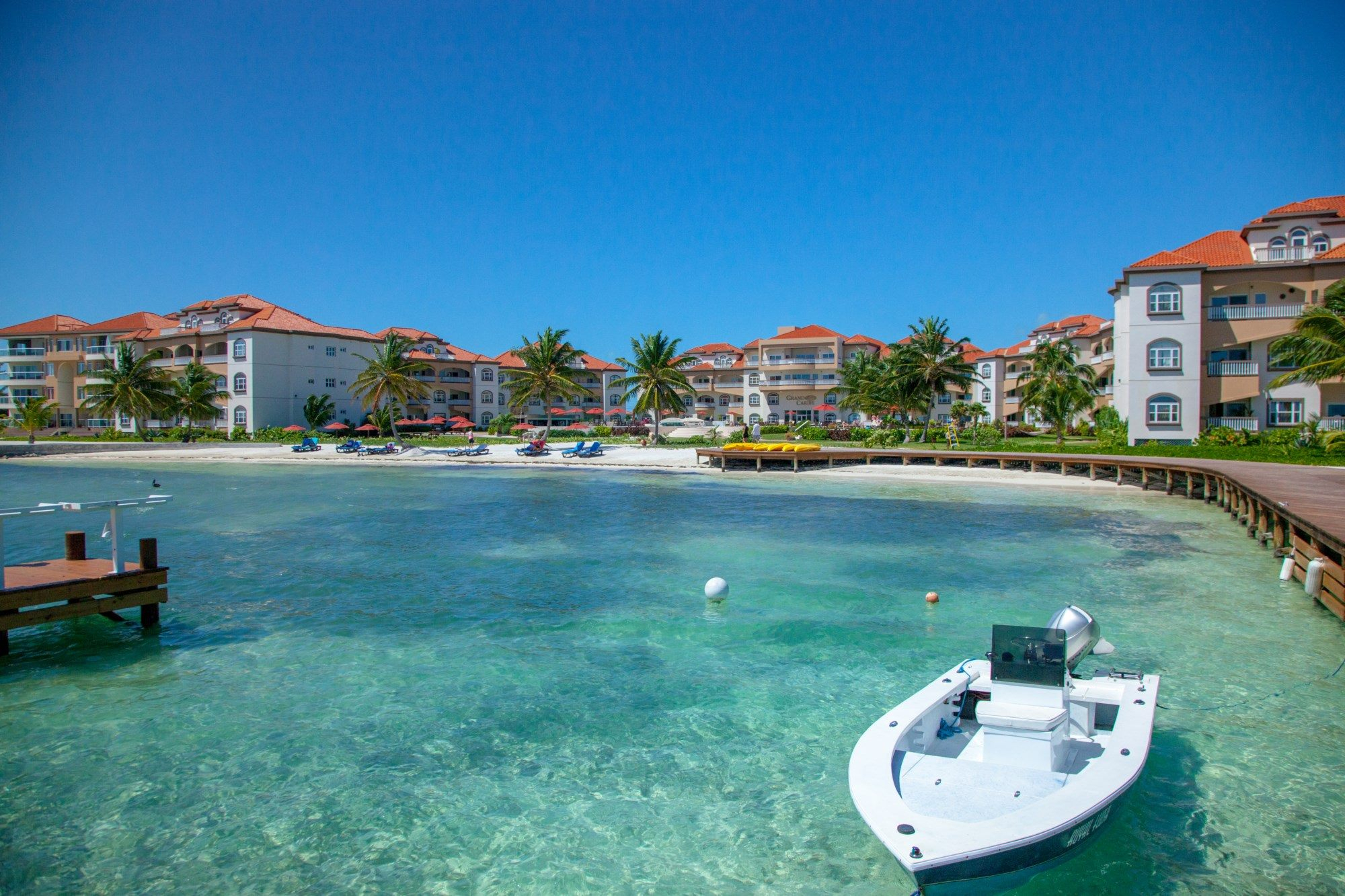 Grand Caribe Belize All Inclusive Packages  Grand Caribe