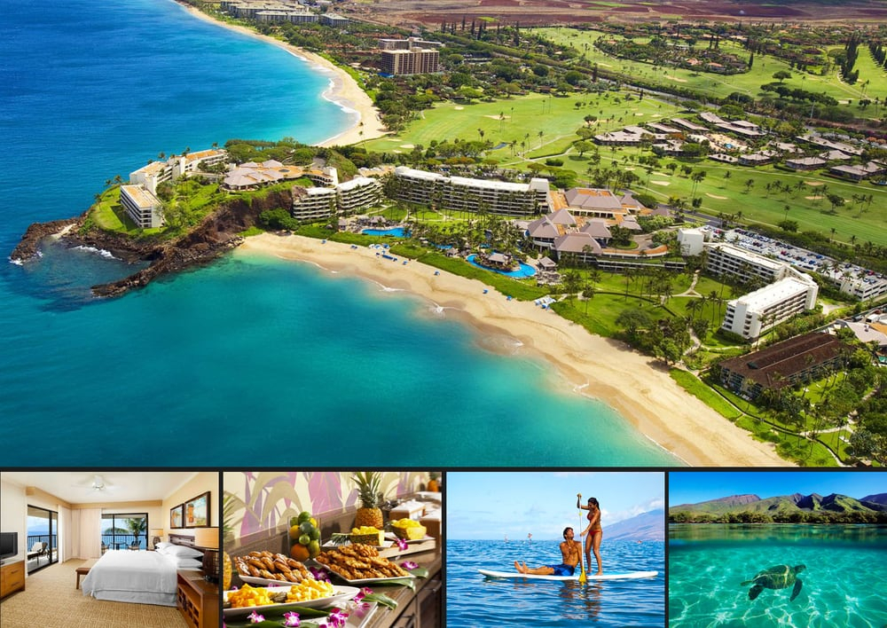 Maui Vacation Package With Breakfast For 2 Enjoy This All