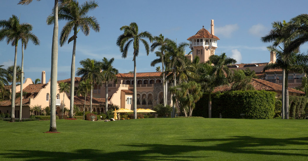 Opinion  Maralago And The Charity Circuit  The New