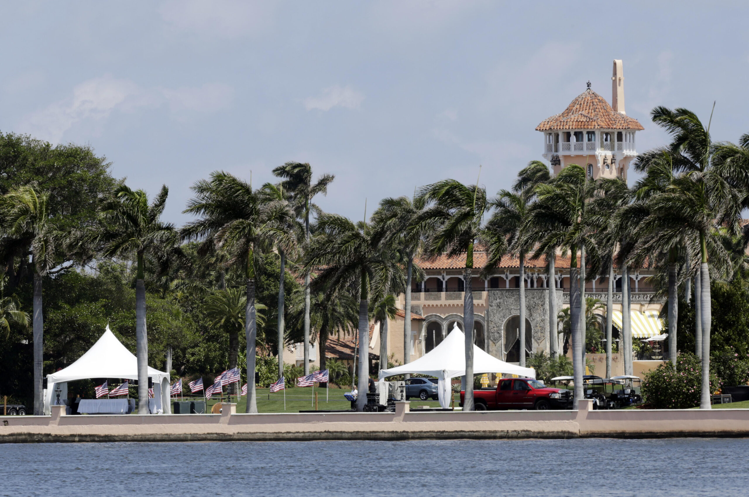 Special Tax For Trump'S Maralago Visits Being Considered