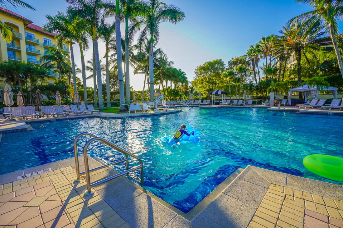 The Absolute Best Luxury Florida Resorts For Families