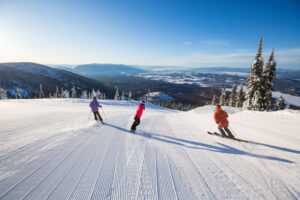 The Stoke Is High As Whitefish Mountain Resort Mt Opens