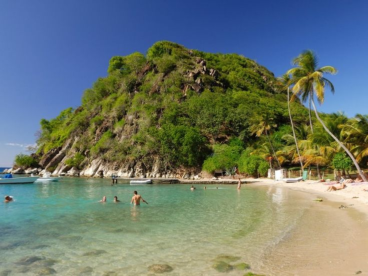 These French Caribbean Islands Are Like A Bit Of Tropical