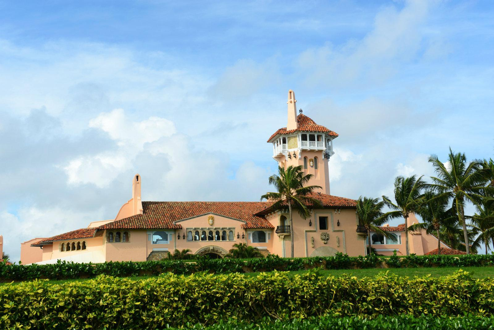 Trump'S Maralago Club Kitchen Cited For Hot Dogs On The