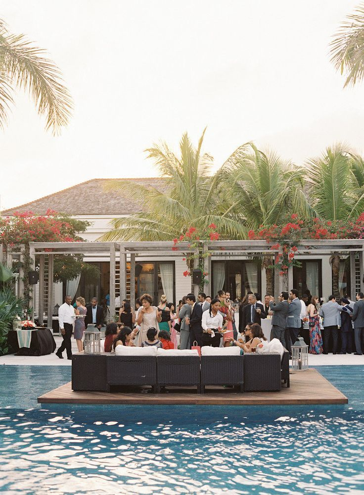Turks And Caicos Wedding At The Gansevoort Hotel From Judy